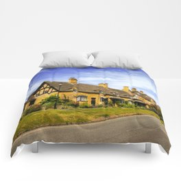Alluring Cotswolds. Comforters