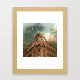 Montpellier  - France Framed Art Print