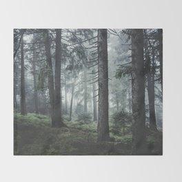 Path Vibes Throw Blanket
