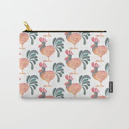 Portuguese Rooster Carry-All Pouch