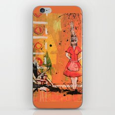 By Your Side iPhone & iPod Skin