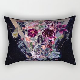 New Skull Rectangular Pillow