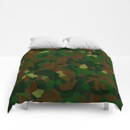 Freckled Camo. Comforters
