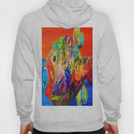 Deviously Dappled Hoody