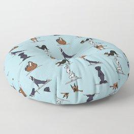 Great Dane Yoga Floor Pillow