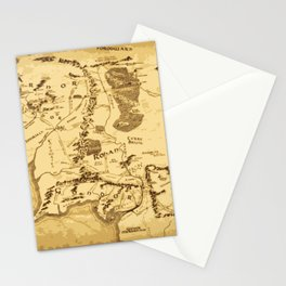 middleearth Stationery Cards