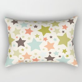 All About the Stars - Style C Rectangular Pillow