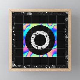 AFTERTASTE III Framed Mini Art Print