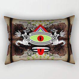 SOMETHING TO BELIEVE IN Rectangular Pillow