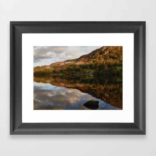Rydal Water Framed Art Print