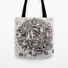 Free flight Tote Bag