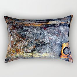 meEtIng wiTh IrOn no24 Rectangular Pillow