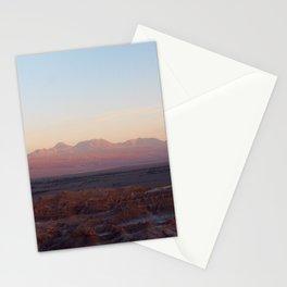 Moon Valley - Valle de la Luna Stationery Cards