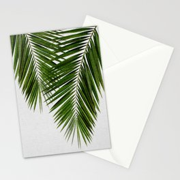 Palm Leaf II Stationery Cards