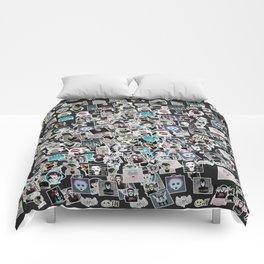 STICKERMANIA Comforters