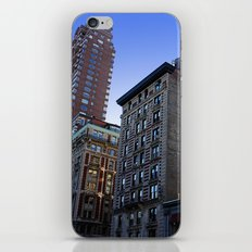 New York City Buildings NYC iPhone & iPod Skin