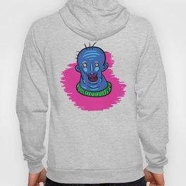 Blue Man Berry Hoody