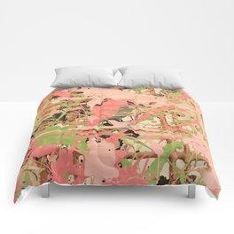 Miniature Original - pinks Comforters