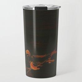 Campfire Flame Travel Mug