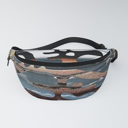 buried symbol Fanny Pack
