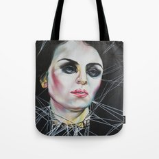 Glassy eyes Tote Bag