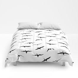 Bird pattern Comforters