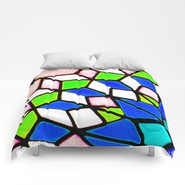 Cordoba Stained Glass Comforters