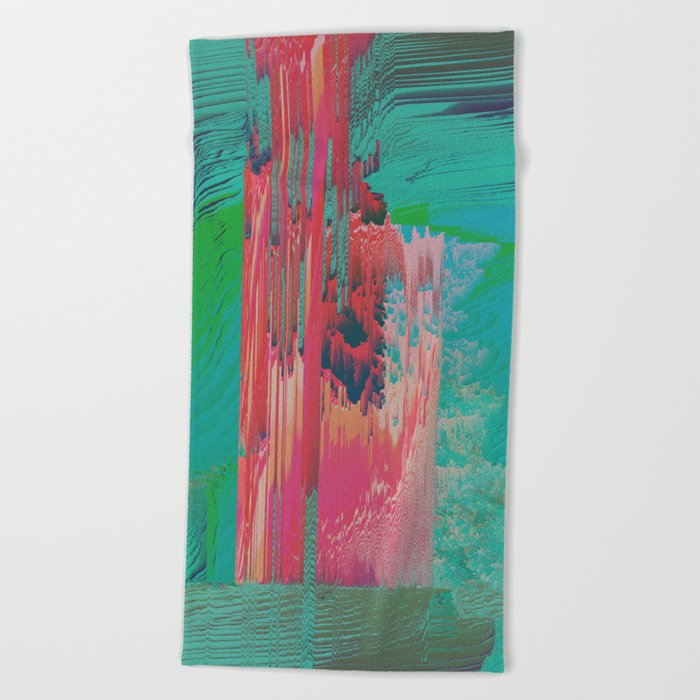 Geothermal Beach Towel