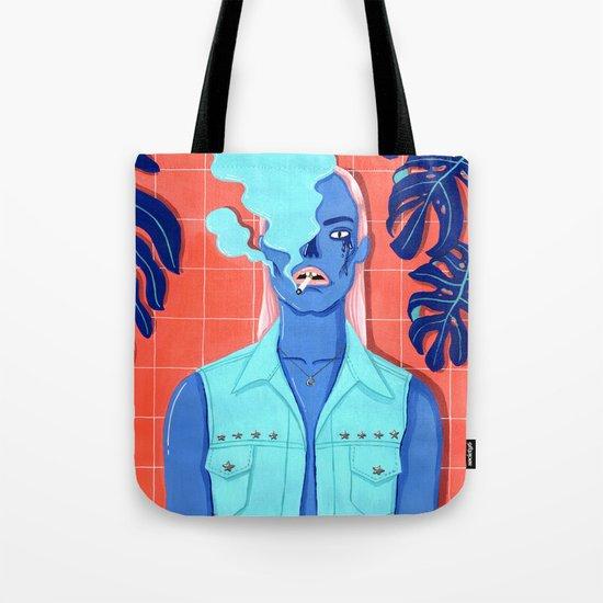 MEET ME AT THE POOL 3 Tote Bag