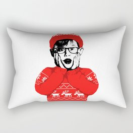 home alone Rectangular Pillow