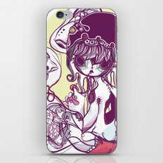 She (There's Nothing Left To Do But Sink) iPhone & iPod Skin