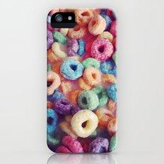 Froot Loops iPhone (5, 5s) Slim Case