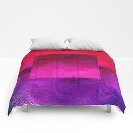 Scare Composition IX Comforters