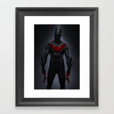 Beyond 2.0 Framed Art Print
