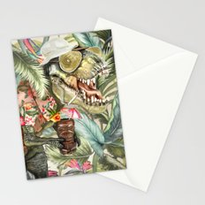 Hunter S. T-Rex Stationery Cards