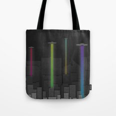 They Brought Backup! Tote Bag