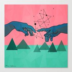 cool Canvas Print
