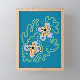 tropicalia Framed Mini Art Print