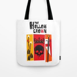 The Hollow Crown (Color Variant 2) Tote Bag
