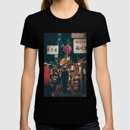 """PHOTOGRAPHY """"Typical Japan Street"""" T-shirt"""
