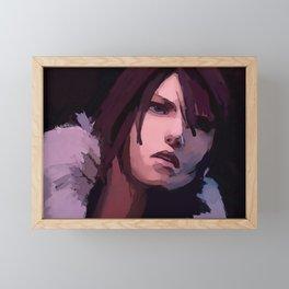 Squall Leonhart Framed Mini Art Print