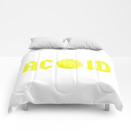 CITRIC ACID Comforters