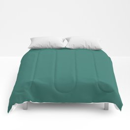Dunn & Edwards 2019 Trending Colors Imperial Dynasty (Aqua Green, Teal, Turquoise) DE5727 Solid Colo Comforters