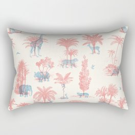 Where they Belong - Pastel Colors Rectangular Pillow