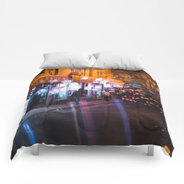 Chintown Narrow Streets Comforters