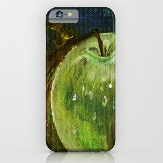 Green Apples iPhone & iPod Case