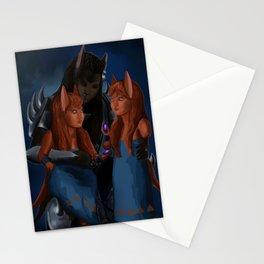 Pater Sanguinem Stationery Cards