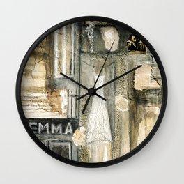 Nostalgie Wall Clock