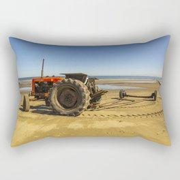 Nuffield 60 Tractor Rectangular Pillow