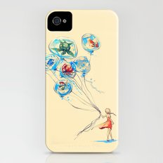 Water Balloons Slim Case iPhone (4, 4s)